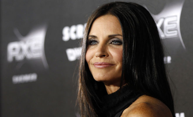 Courtney Cox Appears Hhave Bagged New Fiance