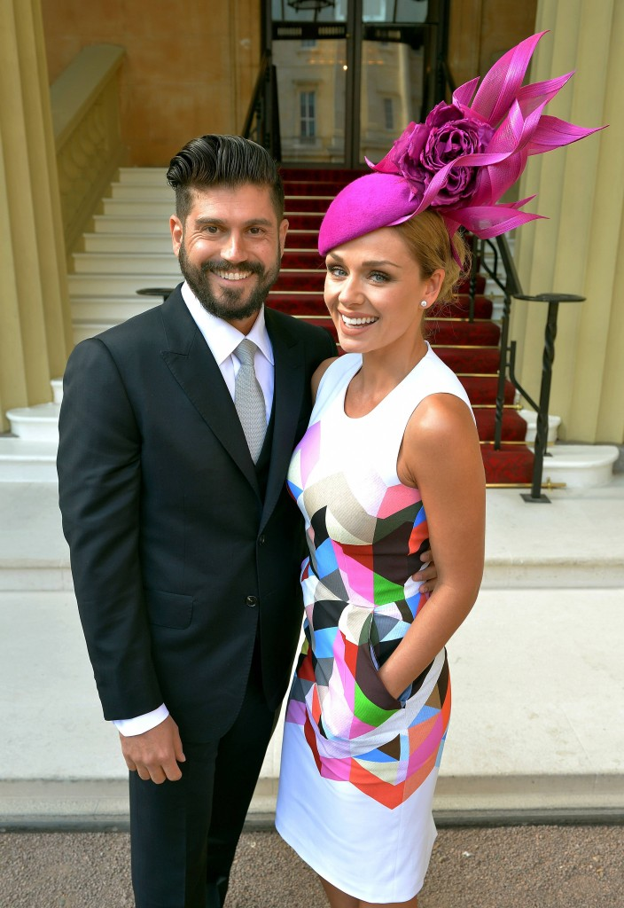 Katherine Jenkins Gets Engaged To Andrew Levitas