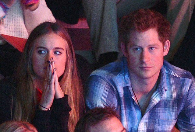 Prince Harry Prepared For 7-Day Brazil, Chile Trip