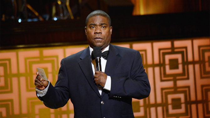 Tracy Morgan's Legs Not Amputed; Official Statement Turns Down Rumors