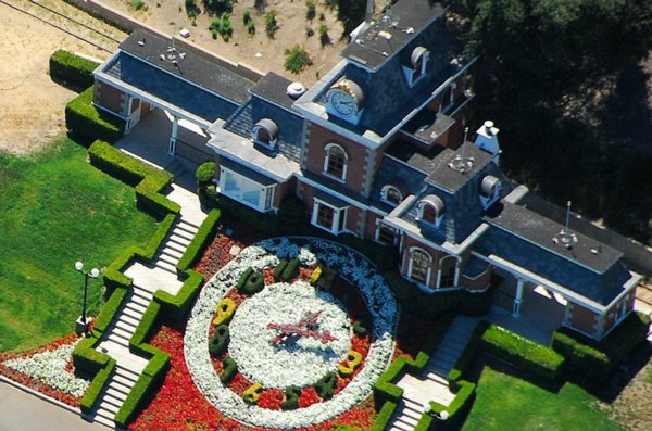 Michael Jackson's Neverland Property Being Sold
