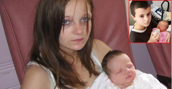 OMG! Boy made his 12 year old sister pregnant3