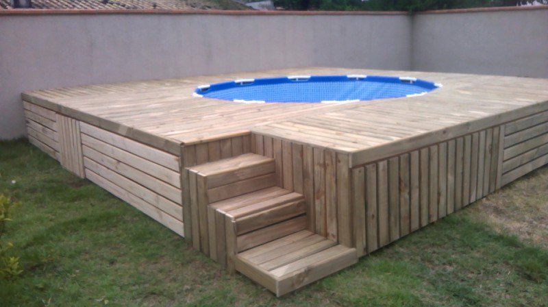 Man couldn't afford swimming pool, what he did next is really inspiring5