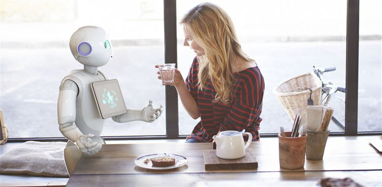 Japanese company invents a robot that is 'emotionally intelligent'3