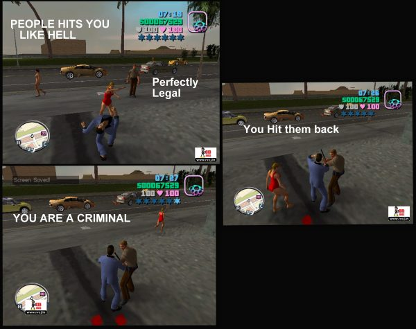 Six Memes which only a GTA fan can only understand (1)