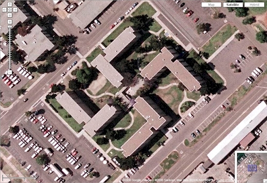 Six unbelievable discoveries made by Google Earth4