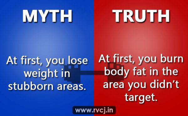 These 7 workout myths vs truths will be the best thing you know today7